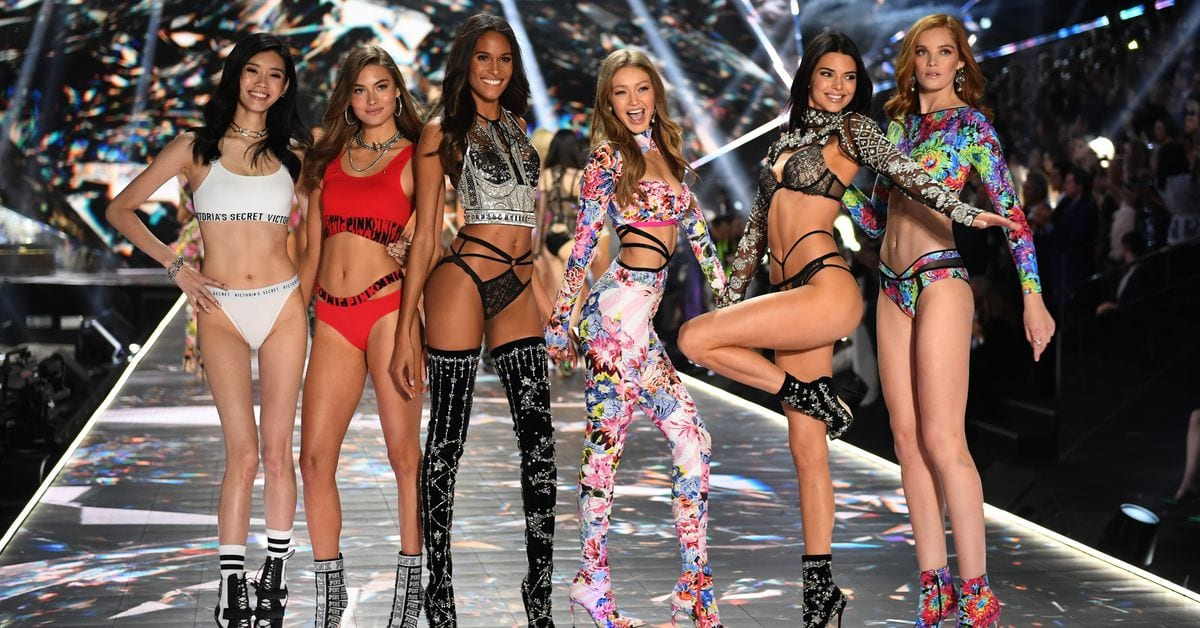The 2019 Victoria's Secret fashion show has been canceled. It was only a matter of time.