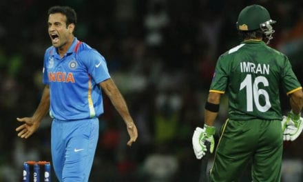 Irfan Pathan gives befitting response to Razzaq's 'baby bowler' comment for Jasprit Bumrah | Sports News,The Indian Express