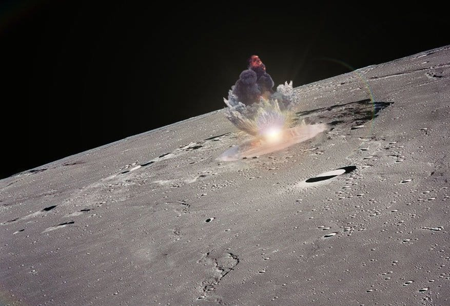 The United States Attempted To Detonate A Nuke On The Moon– USAF Colonel Claims 'Somebody' Intervened When We Did