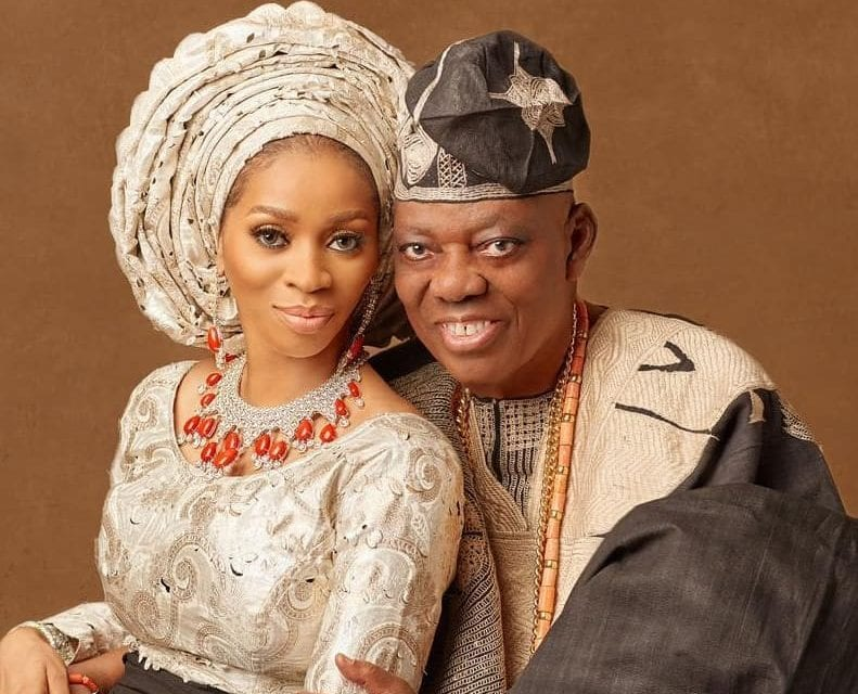 9 Nigerian Celebrities Weding to Spouses With Large Age Differences|P.M. News