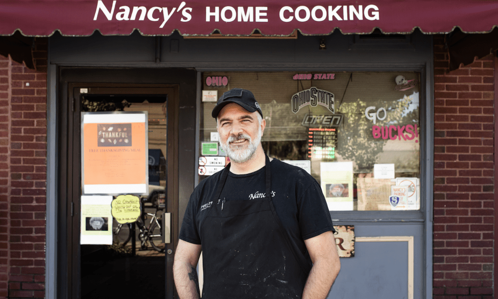 Nancy's Home Cooking ensures no one goes hungry on Thanksgiving