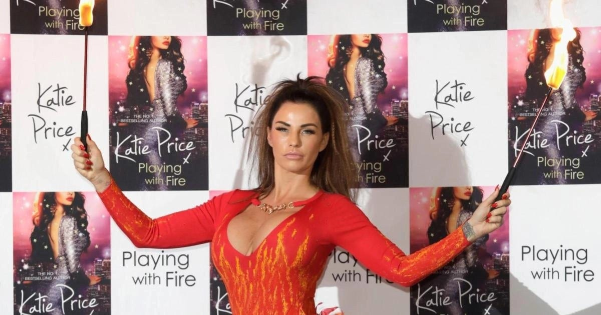 Voyeuristic tabloids never tire of celebrities like Katie Price going bankrupt