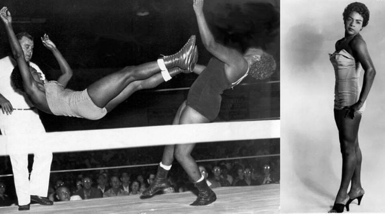 Ethel Johnson, early black wrestling star, is dead at 83 | Sports News, The Indian Express