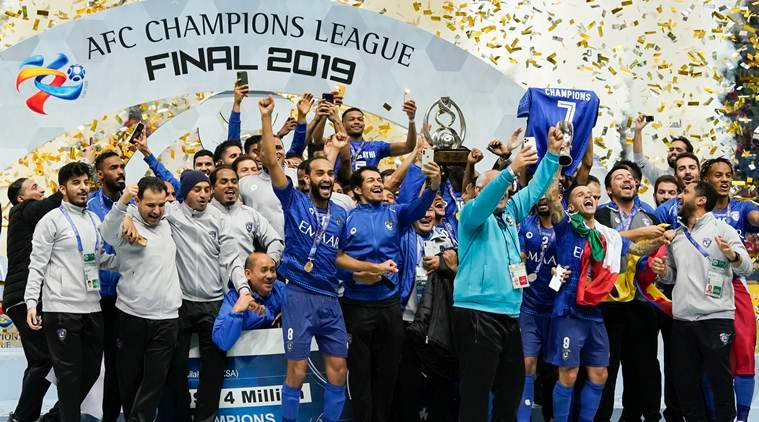 Al Hilal win AFC Champions League as late goals down Urawa Red Diamonds   Sports News, The Indian Express