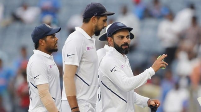 You will certainly laugh more seeing our pacers when they are socializing than any funny film: Virat Kohli – Sports Information