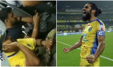 Sandesh Jhingan bangs Bengaluru FC 'bullies' for being mischievous with Kerala Blasters follower in city|Sports Information, The Indian Express