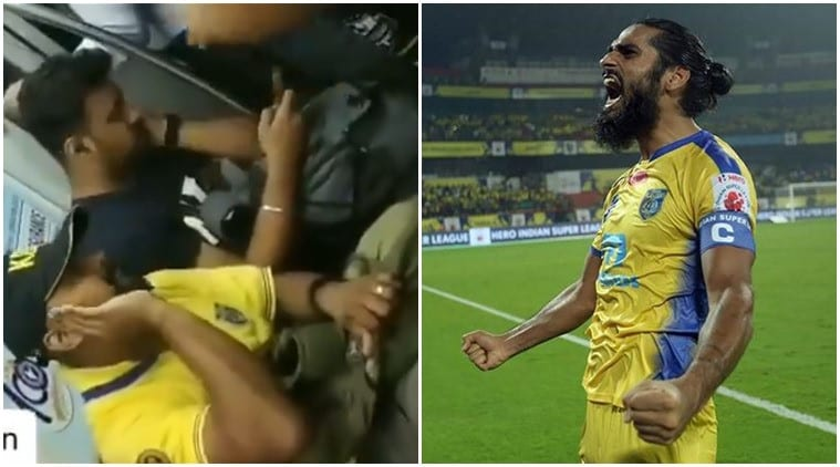 Sandesh Jhingan bangs Bengaluru FC 'bullies' for being mischievous with Kerala Blasters follower in city Sports Information, The Indian Express