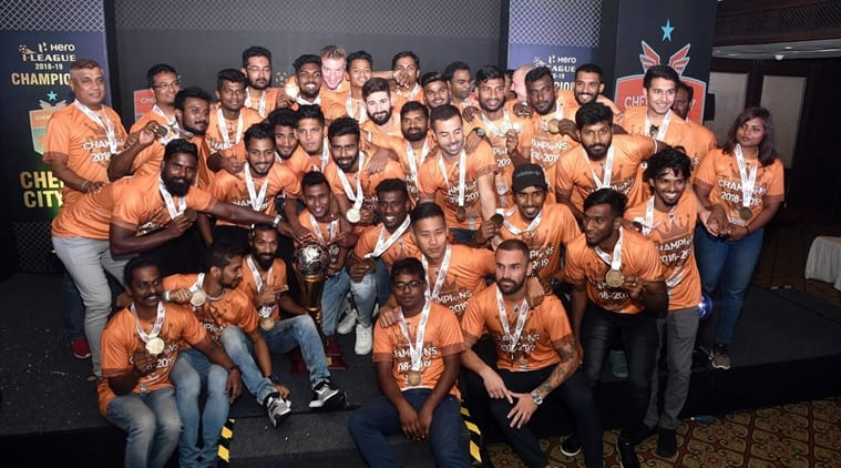 I-League finds itself in new terrain as it hopes to survive reality check   Sports News, The Indian Express