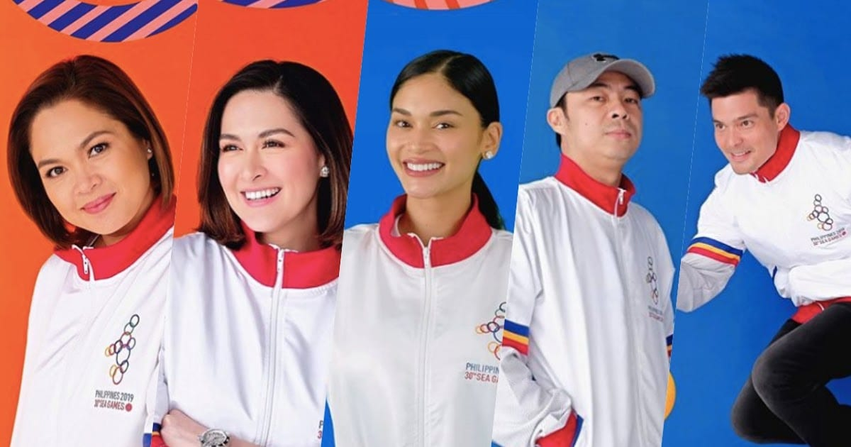 Celebrities rally to show support for upcoming SEA Games