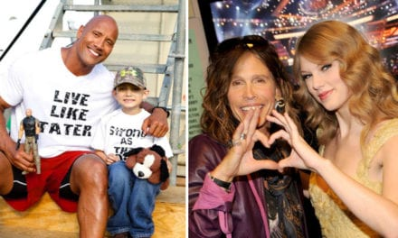 11 Special Celebrities Who Won The Hearts Of Their Fans And Set An Example For Others