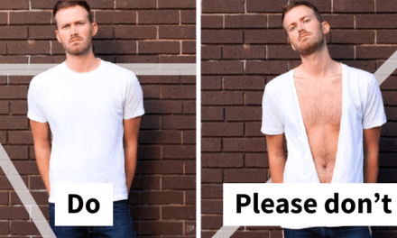 The Dos, Don'ts, And 'Oh God, Please Don'ts' Of Men's Fashion (6 Pics)