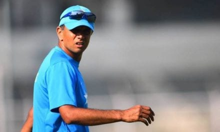 Mental health a challenge, important to maintain balance: Rahul Dravid | Sports News, The Indian Express