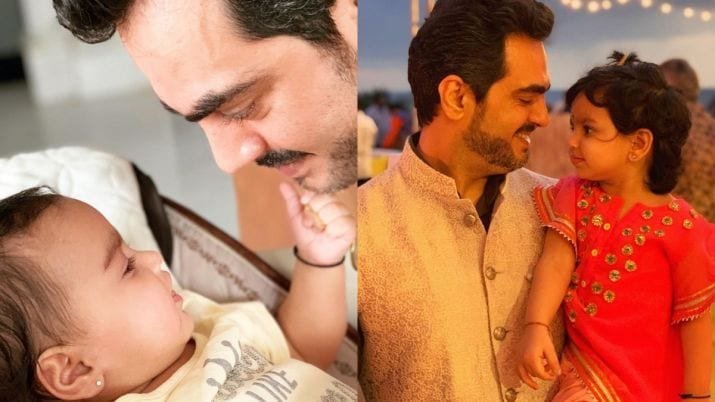 First photo of Esha Deol and husband Bharat Takhtani's daughter Miraya breaks the internet | Celebrities News – India TV