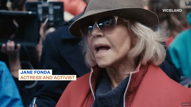 Video of the Day: Hanoi Jane Fonda calls for Nuremberg-style trials for fossil fuel executives, politicians who don't buy into climate change malarkey ⋆ Conservative Firing Line