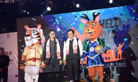 Kiren Rijiju launches 3rd Khelo India Youth Games in Guwahati | Sports News, The Indian Express