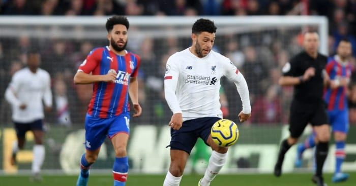 Liverpool benefit from VAR in victory at Crystal Palace > Latest World Sports News