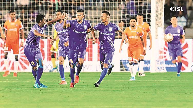 Mumbai gets a Manchester touch | Sports News, The Indian Express