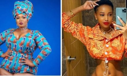 Neomi Nganga Leads Celebrities in Bashing Huddah Monroe For Fatshaming Rapper Lizzo