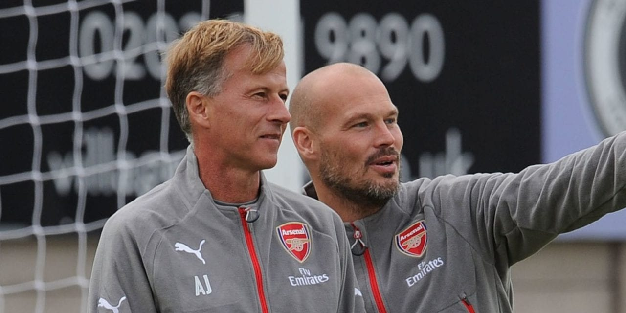Freddie Ljungberg: Andries Jonker on why Arsenal should go all in on interim head coach | Football News | Sky Sports
