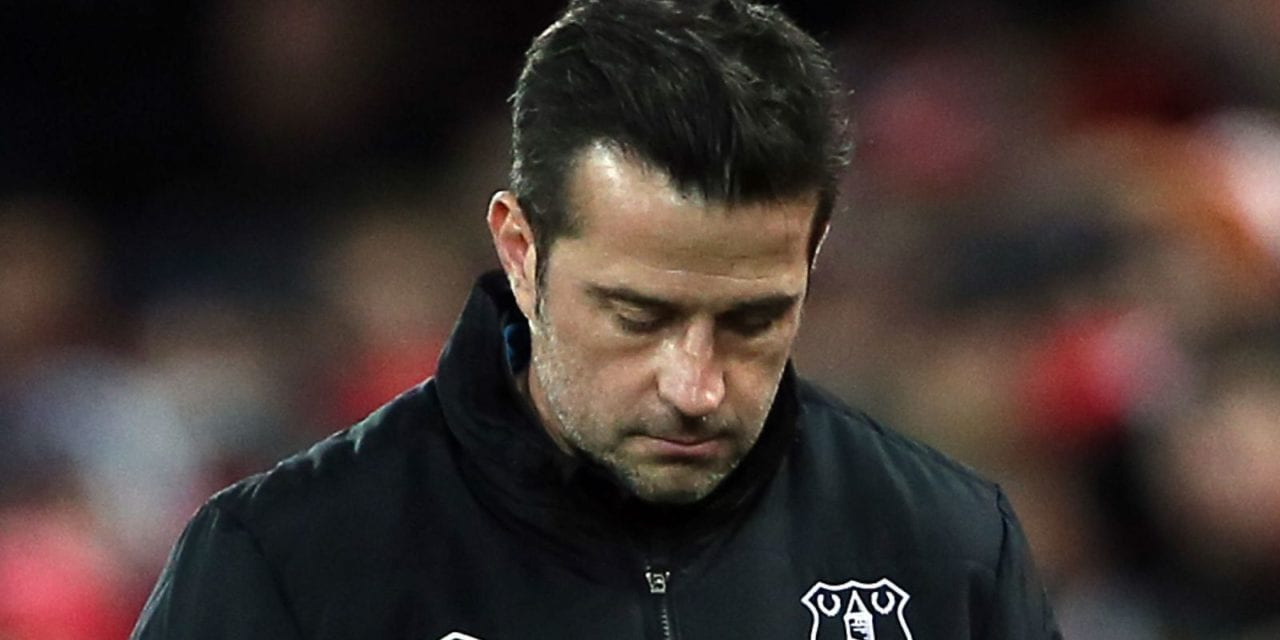 Marco Silva sacked by Everton after Liverpool defeat | Football News | Sky Sports