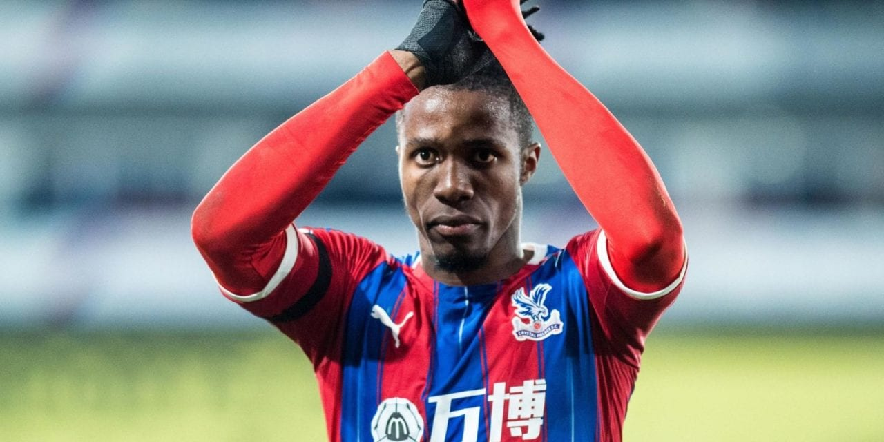 Wilfried Zaha: Crystal Palace winger deserves to play for top club, says Italian football agent | Football News | Sky Sports