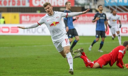 RB Leipzig go top as 10-man Borussia Dortmund beat Hertha Berlin | Sports News, The Indian Express