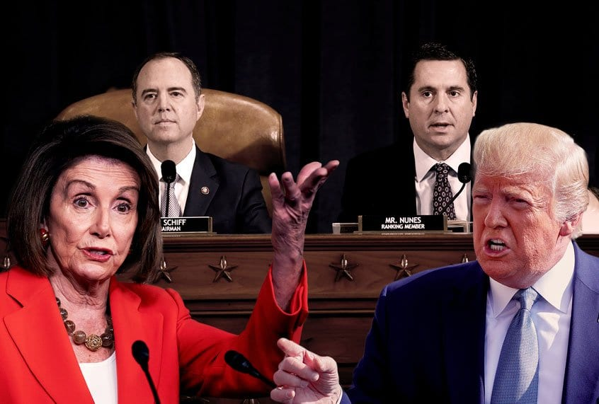 Impeachment as a struggle to save democracy — from the pathological cult of Donald Trump   Salon.com