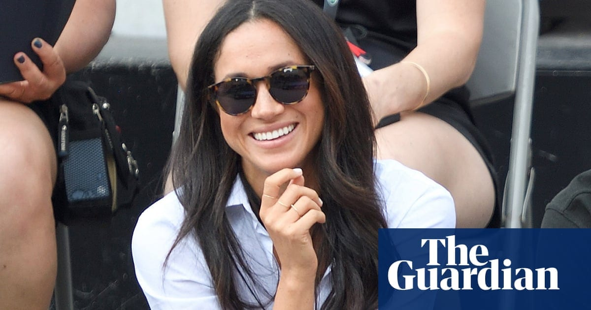 'To Meghan Markle' is now a verb– below's how to utilize it|Life and also design|The Guardian