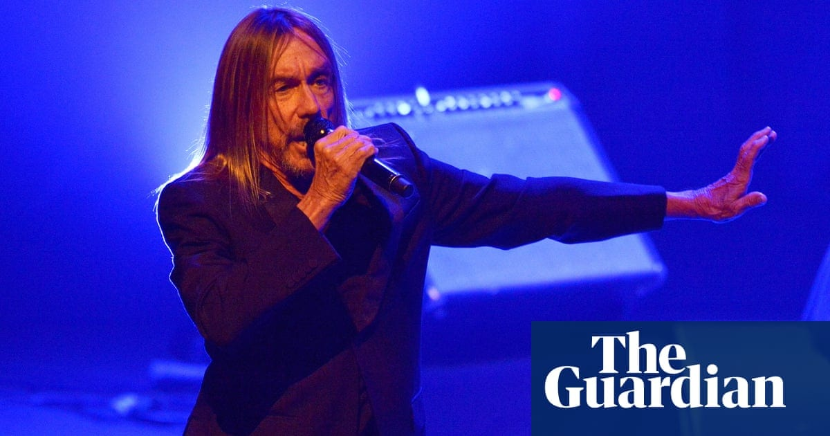 Thank you to … Iggy Pop, for revealing everybody how to be extra to life|Life and style|The Guardian