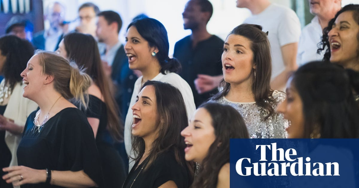 Joining a choir helped me combat stress and anxiety as well as find a meditative state of pure pleasure|Life and also style|The Guardian
