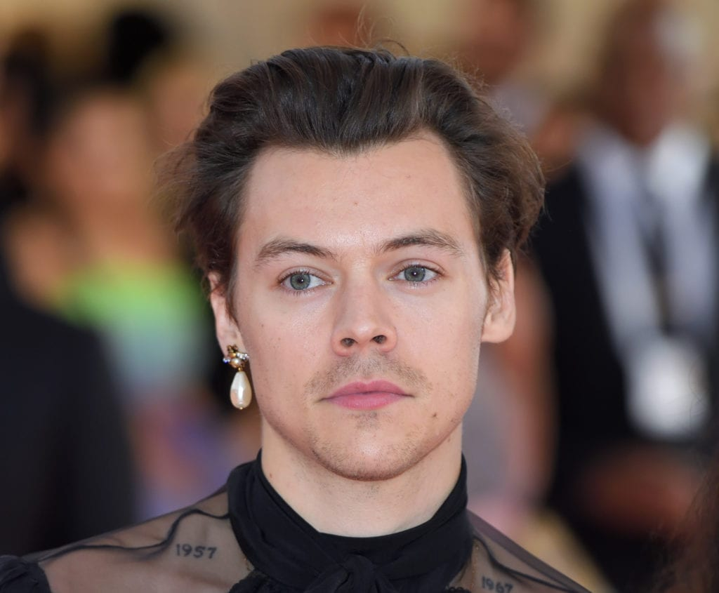 Harry Styles refuses to define his sexuality because honestly, 'who cares?'