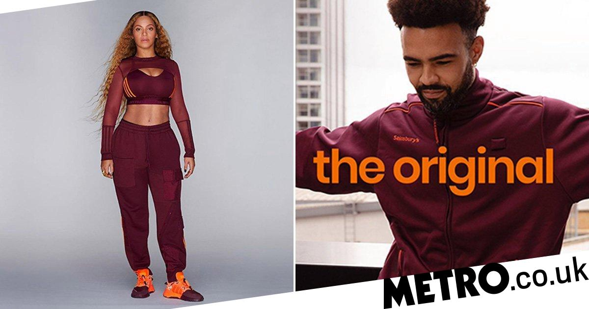 Sainsbury's hilariously throw shade at Beyonce's brand-new Ivy Park collection for swiping their design