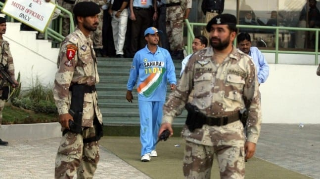 When Sourav Ganguly offered safety the slip to have kebabs on the streets of Pakistan in 2004 – Sports News