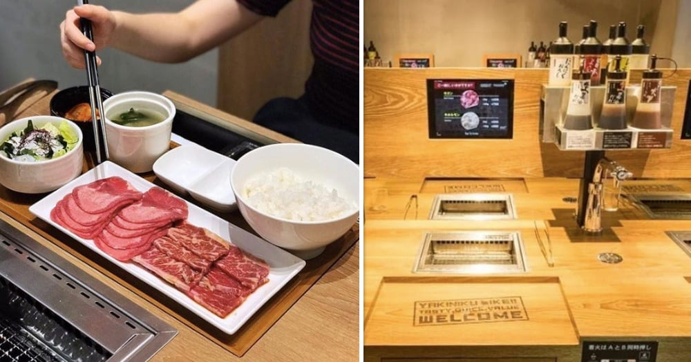 Fast food-style Japanese BBQ opening in S'pore on Feb. 3, set meals from S$7.80 net