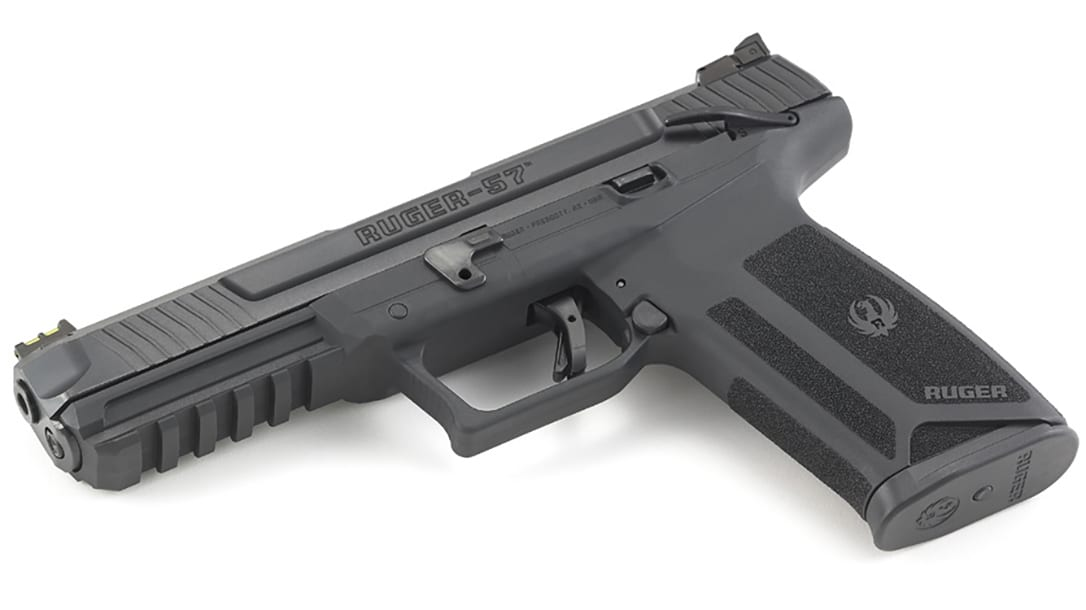 The New Ruger-57 Pistol Holds 20 Rounds of 5.7x28mm