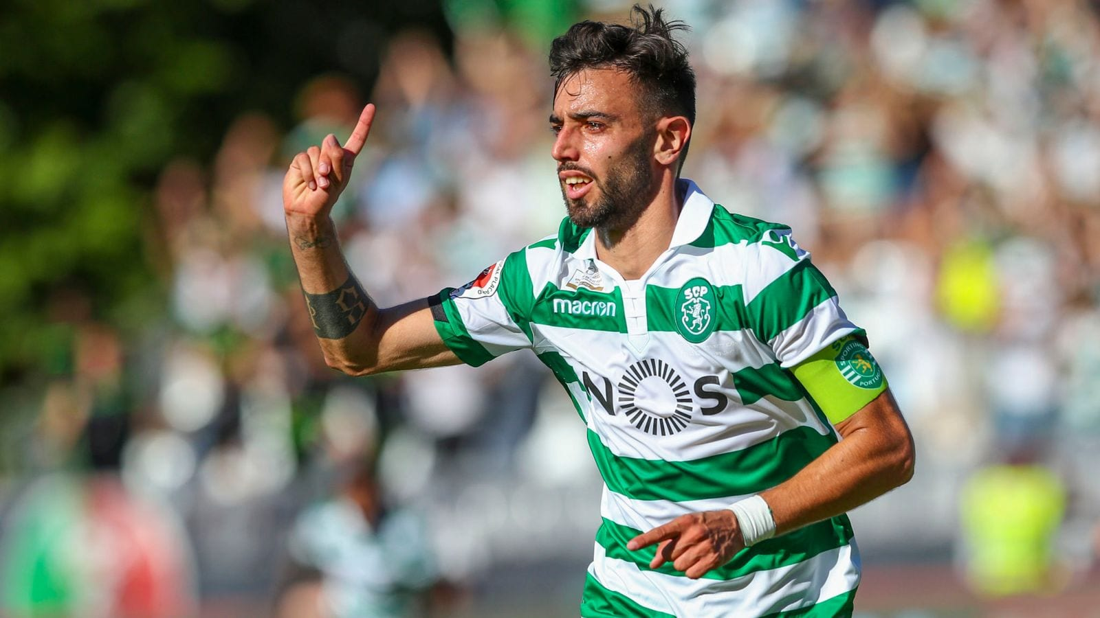 Bruno Fernandes: Man United close to £60m deal with Sporting Lisbon | Football News | Sky Sports
