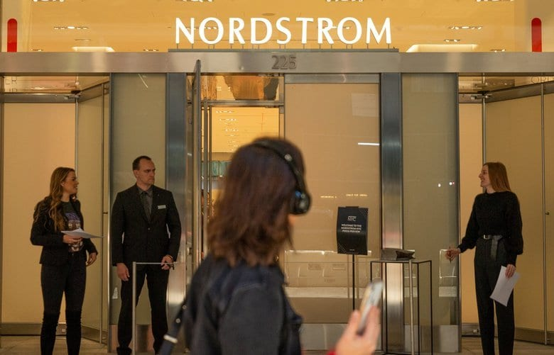 Nordstrom enters blossoming used-clothes service|The Seattle Times