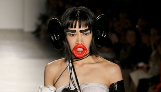 Black Model Calls Out Racist Imagery After She Refused To Wear Monkey Ears & Oversized Lips In New York Fashion Show