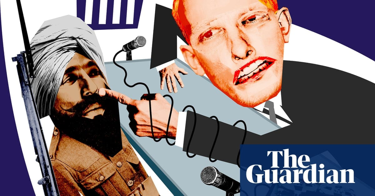 Want to know what racism feels like? Ask Laurence Fox | Life and style | The Guardian