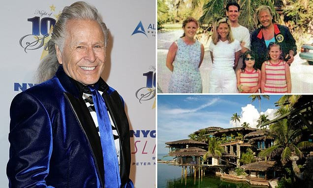 Millionaire fashion exec Peter Nygard accused of raping more than 10 young women | Daily Mail Online
