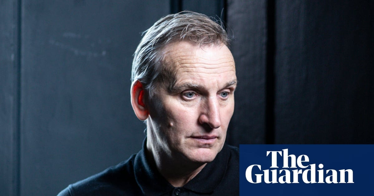 Christopher Eccleston: 'I really felt that I was going to die' | Life and style | The Guardian