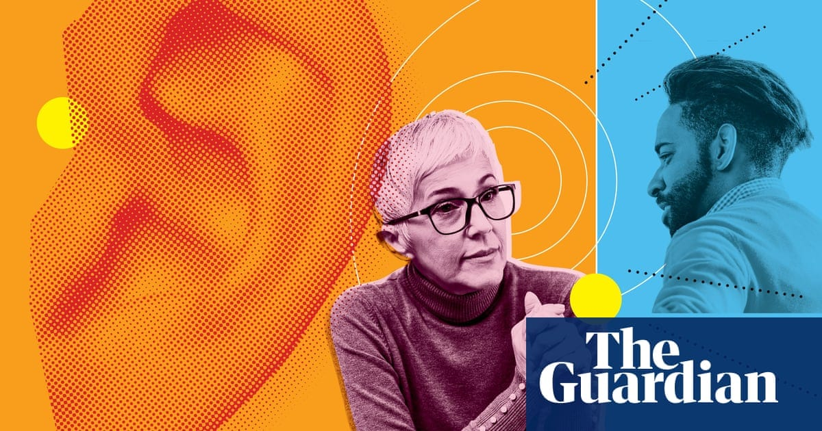 Exactly how to be a great listener: my mission to find out the most vital ability of all|Life and style|The Guardian