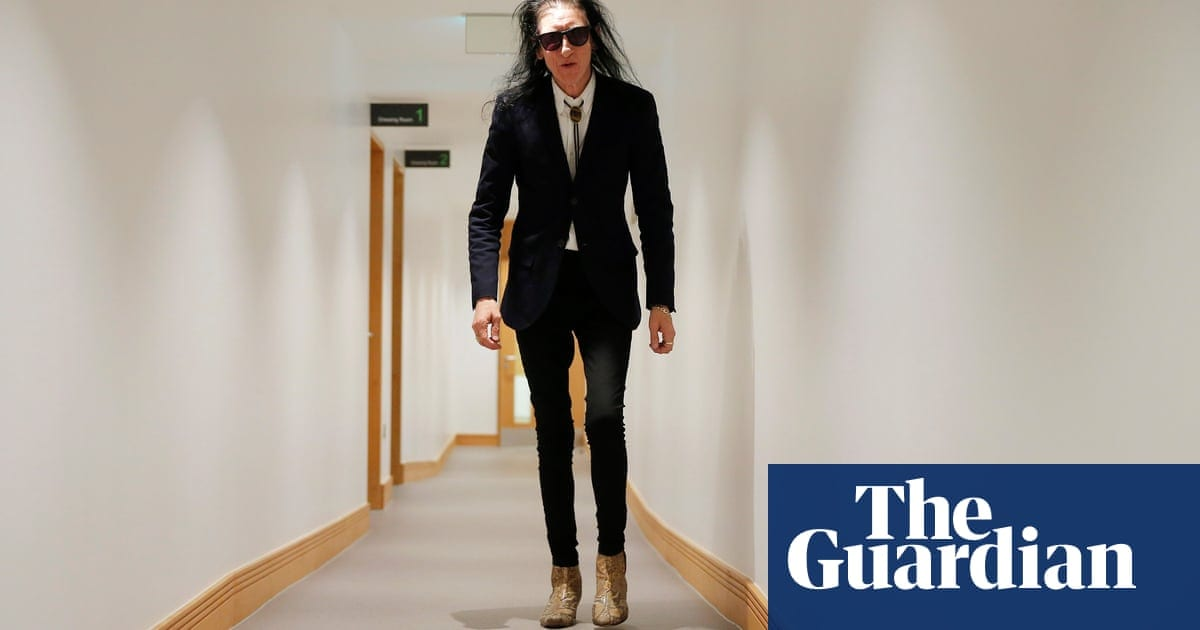 John Cooper Clarke: 'I've clothed the very same means considering that 1965'|Style|The Guardian