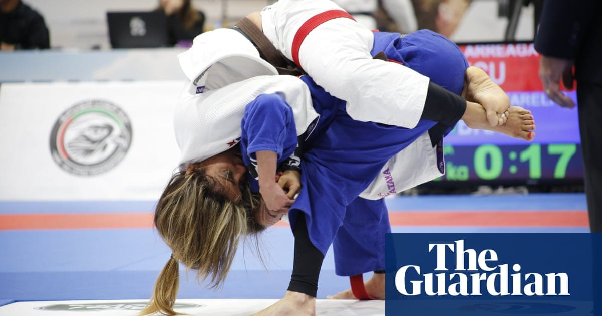 Brazilian jiu-jitsu: 'A soul-destroying, ego-clipping sport that's sunk deep into my veins' | Life and style | The Guardian