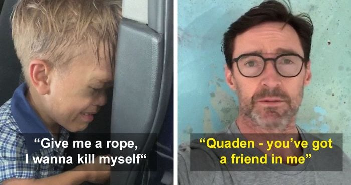 Celebrities Respond To 9-Year-Old Quaden Who Was Bullied Over His Dwarfism So Bad, He Wanted To Die