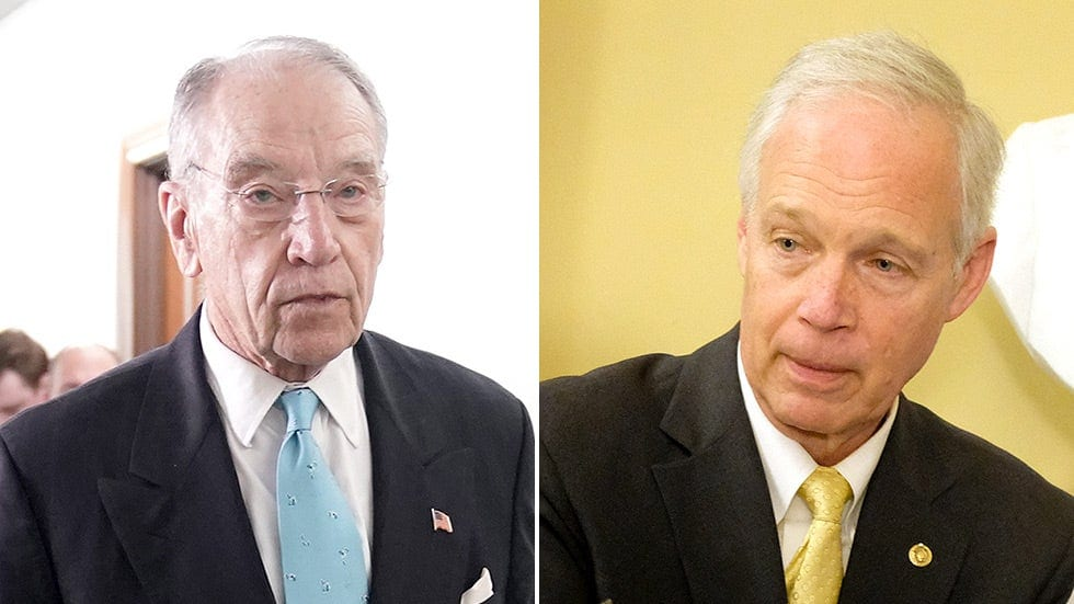 GOP duo moves in advance with Biden investigation