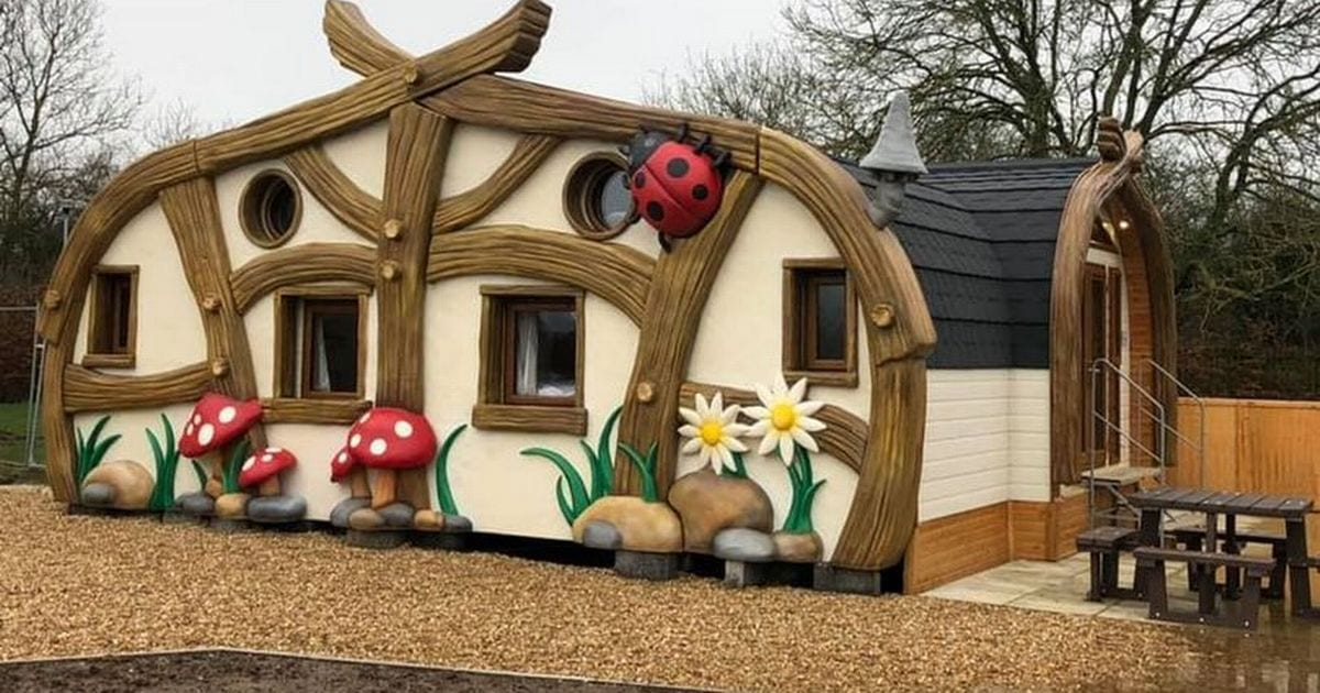 Sundown Adventureland to launch magical fairy-style lodges for stays at popular theme park – Leeds Live