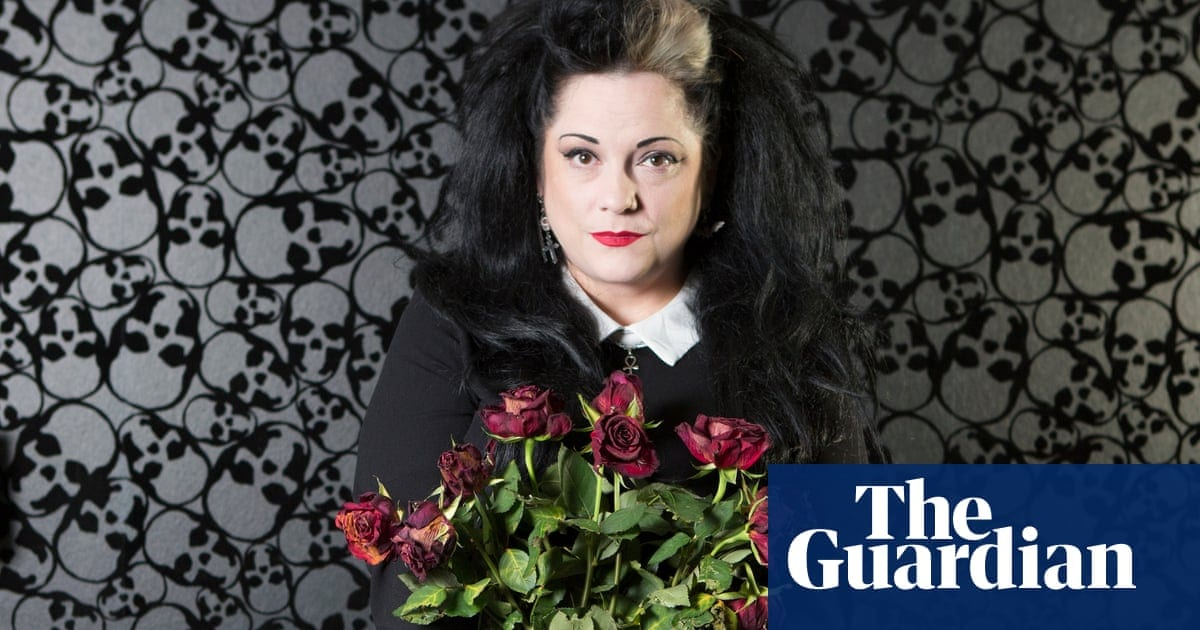 'I haven't worn colour since I was 14': meet Britain's longest-standing goths | Life and style | The Guardian