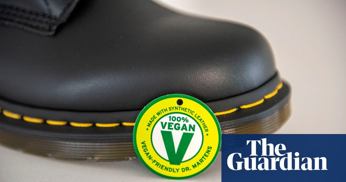 Vegan fashion to come under new '100% animal-free' guidelines | Business | The Guardian