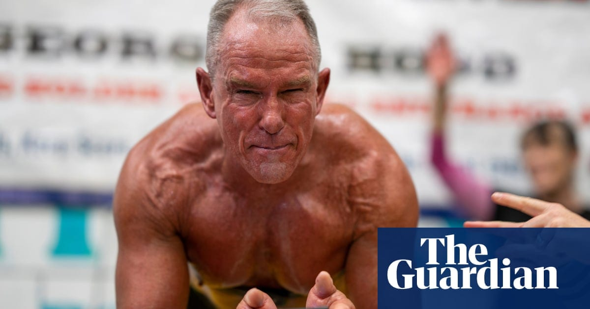 Core blimey: exactly how a 62-year-old guy planked for 8 hours– and what he can teach us|Life and also design|The Guardian